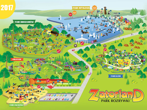 Dino Park w Zatorze