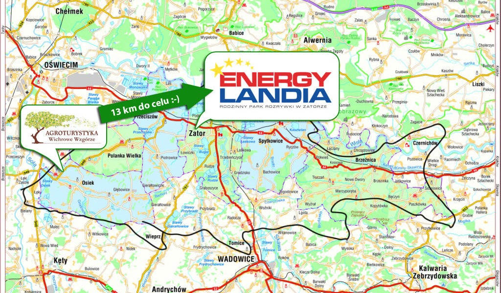 Energylandia weekend