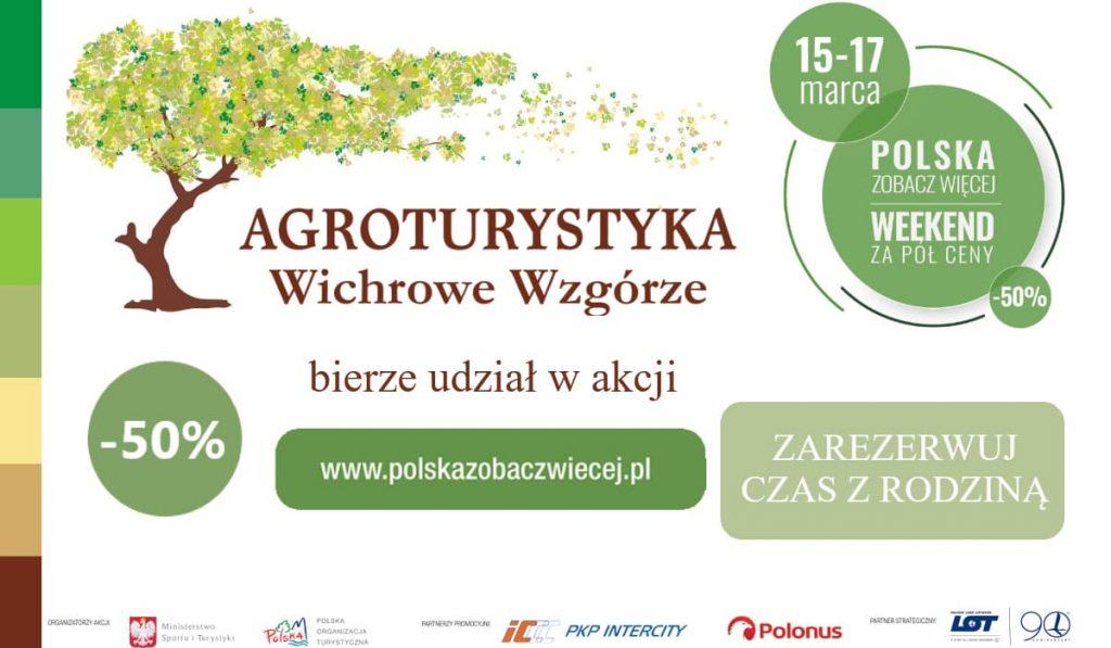Weekend Za Pół Ceny 2019 News: Weekend Za Pół Ceny 2019